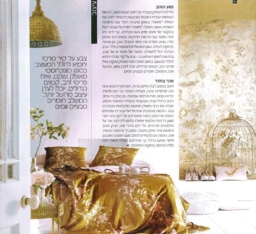 BG Paint Golden Yediot Ashdod